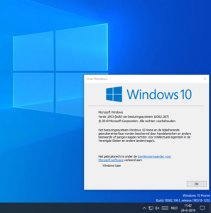 Windows Upgrade Probleem Opgelost